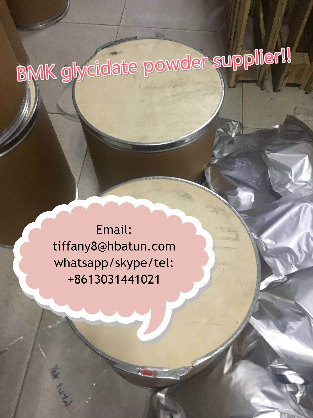 BMK BMK Glycidate Powder SUPPLIER tiffany8@hbatun com whatsapp:+