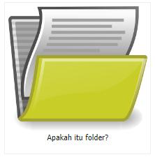 Folder adalah