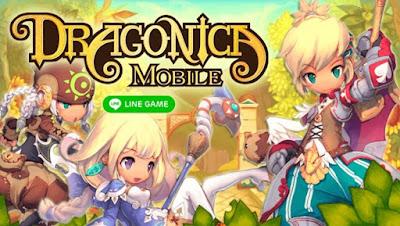 Dragonica Mobile v 1.0.0 Mod Apk (God Mode) Terbaru