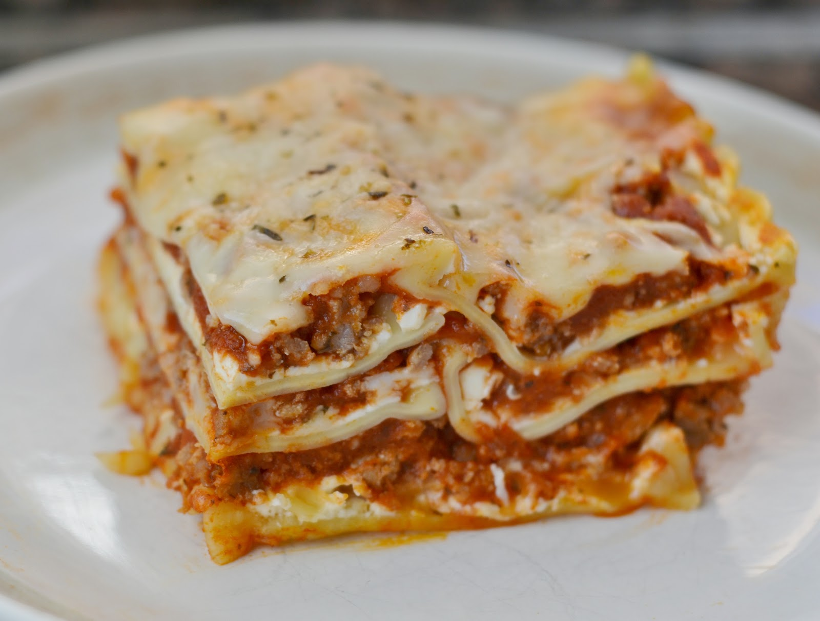 Miranda S Recipes Cream Cheese Lasagna