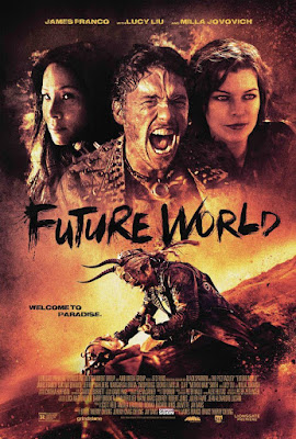 Future World 2018 DVD R2 PAL Spanish