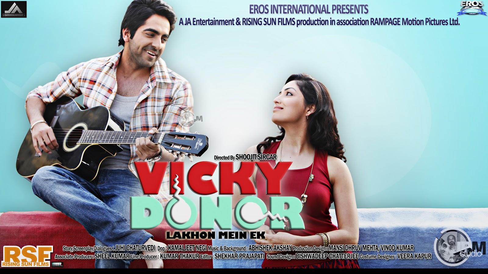 Pani da rang | full song with lyrics | vicky donor | ayushmann.