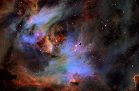 Globules in the Running Chicken Nebula