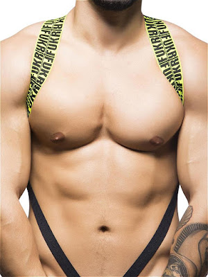 Andrew-Christian-FUKR-C-Ring-Harness-Black-Yellow-Cool4guys-Online-Store