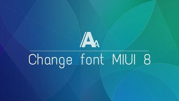 Cara Mengganti Font Suppot Unicode di MIUI 8 Tanpa Root Redmi 4 Prime