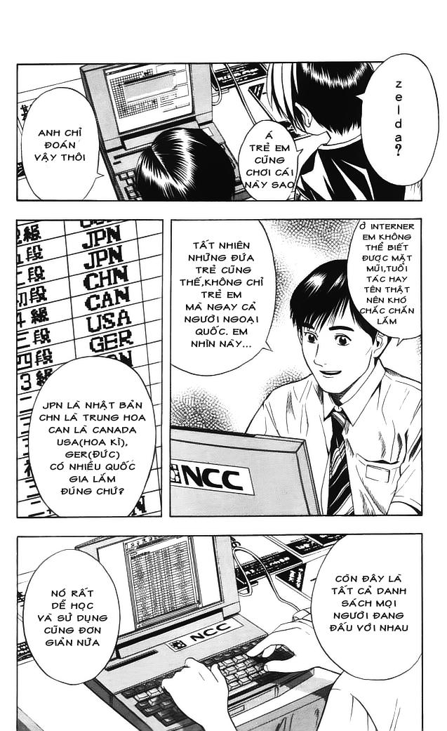 Hikaru No Go hikaru no go chap 29 trang 20