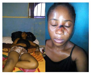 Nigeria Lecturer flees after brutalizing students in Edo state