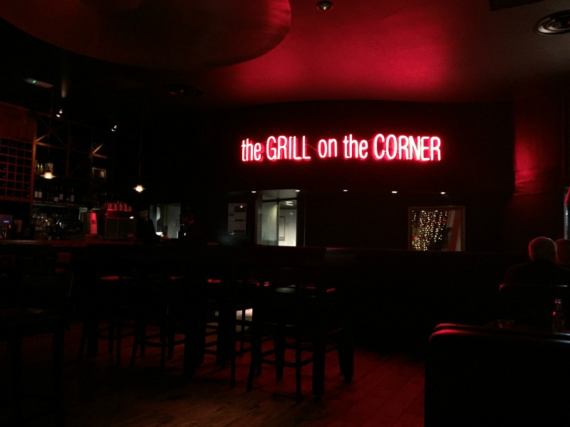 Grill on the Corner Glasgow