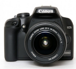 Canon EOS 1000D EOS Utility Download - Windows, Mac