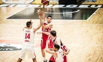 FIBA U20 Europe Türkiye - Karadağ - Alp Karahan - Görkem Doğan