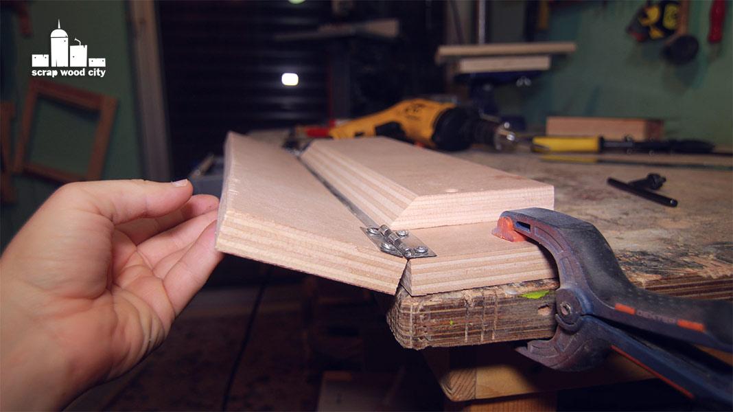 Scrap Wood City How To Make A Sheet Metal Bending Jig