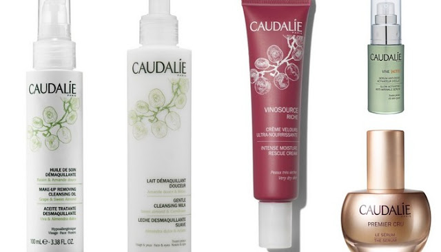 caudalie skin products reviews