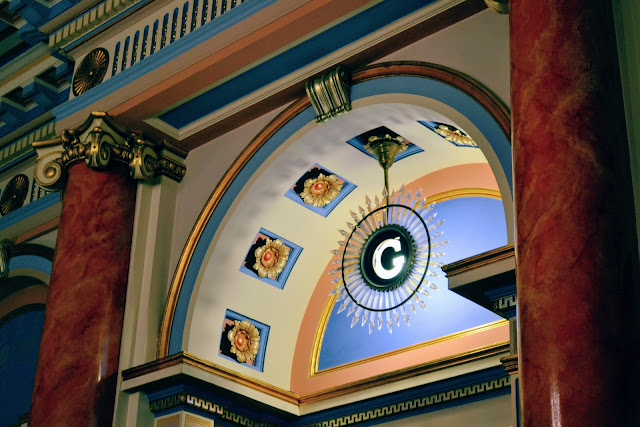 Масонський Храм у Нью-Йорку. (Masonic Hall. NYC)