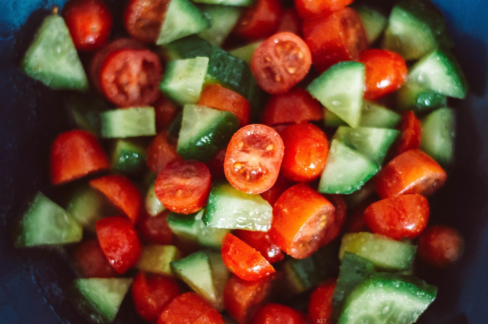 Salad recipe | Anna Twenty Seven | www.annatwentyseven.com