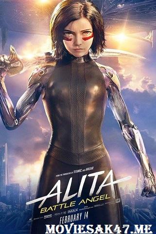Alita Battle Angel (2019) Full Movie 480p 720p NEW Proper HDTC
