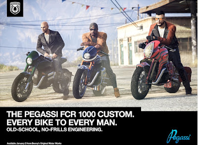 GTA 5 Online, Pegassi FCR 1000