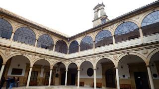 Baeza, Iglesia de San Juan Evangelista.
