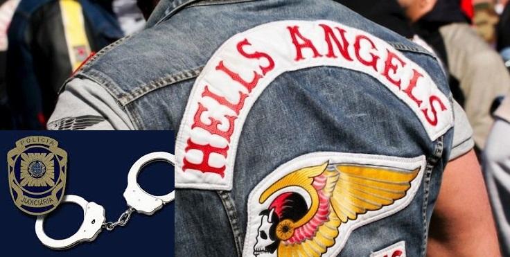 Dois detidos em Cascais na operação da PJ contra os Hells Angels