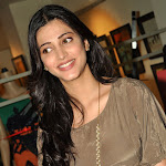 Sruthi Hassan in Cute Dress  Photoshoot