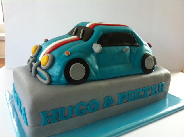 taart auto Auto taart | Taarten; Gemaakt door Jonne taart auto