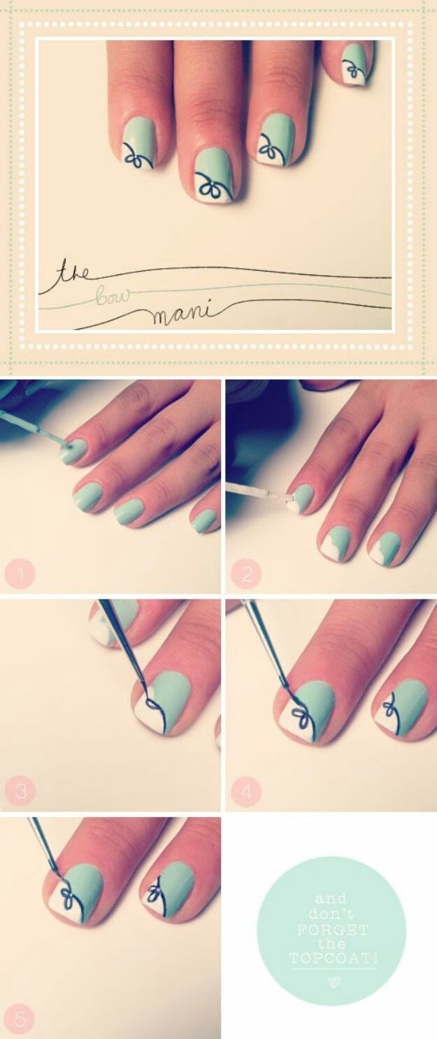 swag korner : summer cool nail art ideas