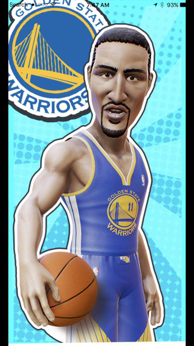Klay Thompson llegará de forma gratuita a Nba Playgrounds