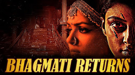 Poster Of Bhagmati Returns Full Movie in Hindi HD Free download Watch Online 720P HD