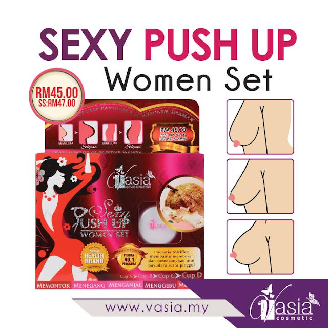 Sexy Push Up Women Set 2in1 V'asia
