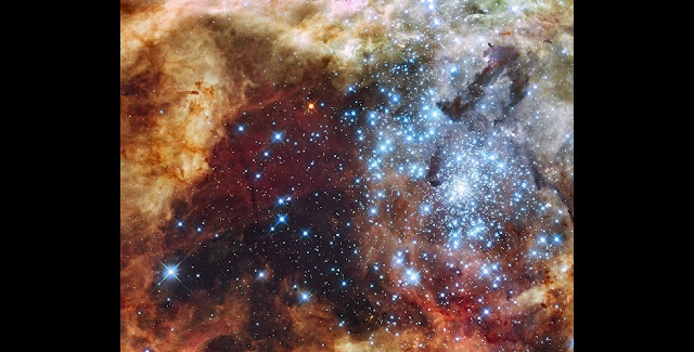 Offner's research will shed light on the processes inside star-forming regions such as 30 Doradus, seen in this view from Hubble Space Telescope. Credit: NASA/ESA/F. Paresce/R. O'Connell/WFC3