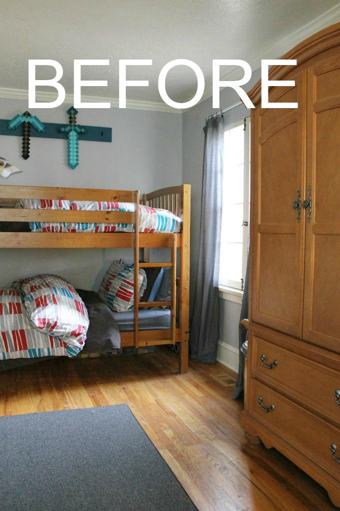 Bedroom Set Armoire