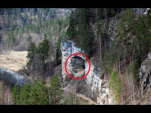 A Secret Shelter Was Hidden Inside This Mountain That Could Probably Save The Entire Human Race!
