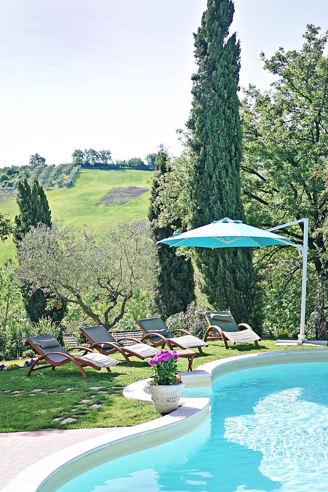 Villa Louise, Umbria