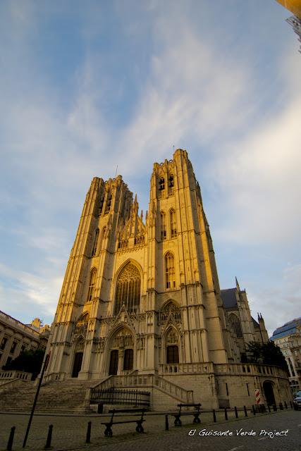 Catedral de Bruselas, por El Guisante Verde Project