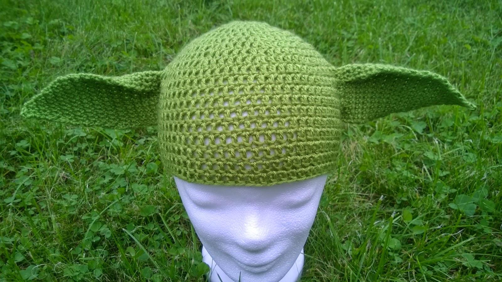 Minervas Handarbeit Yoda Die 2