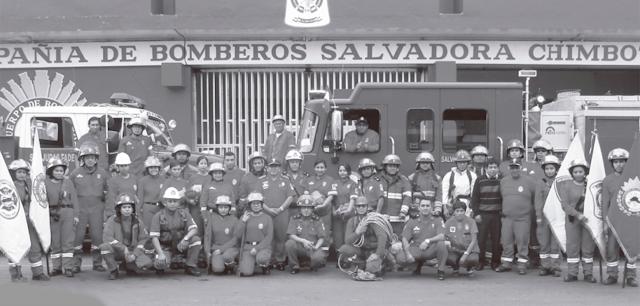 EDICIÓN 39 - CUERPO DE BOMBEROS  XIII
