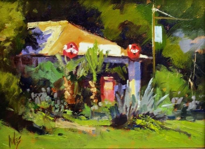 Американский художник. Rusty Jones