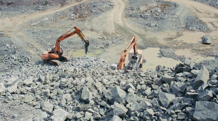 Ensayo de durabilidad con sulfatos for Que es el granito