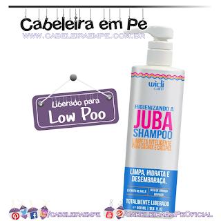 Shampoo Higienizando a Juba - Widi Care (Low Poo)
