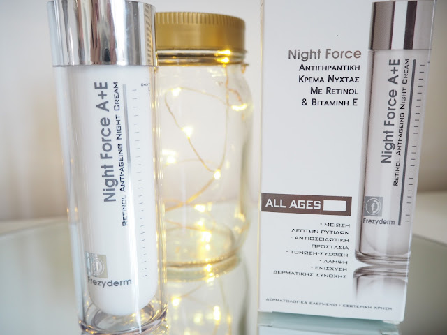 Frezyderm Night Force A + E  |  Eye Balm