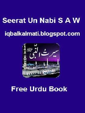 Seerat Un Nabi (S.W.A) by Abdullah Farani in PDF Urdu Books Free