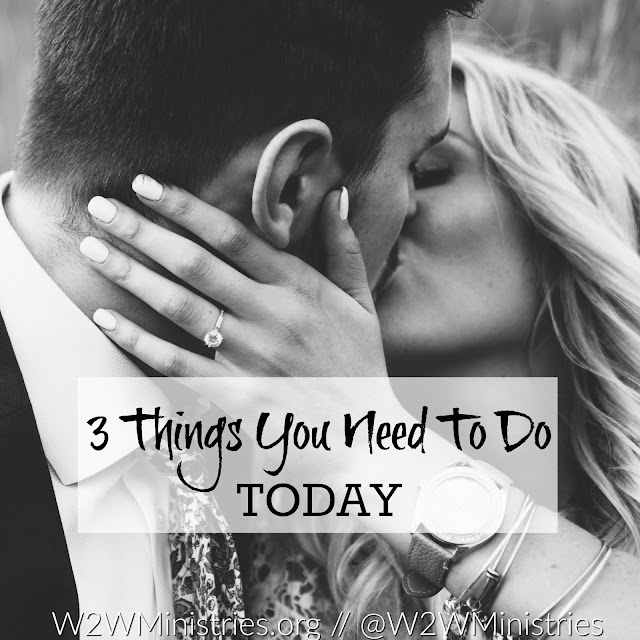 3 things you need to do today for your marriage. #marriage #marriagemonday #wifey #husband