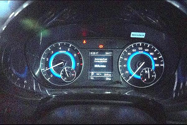 speedometer dfsk glory 560
