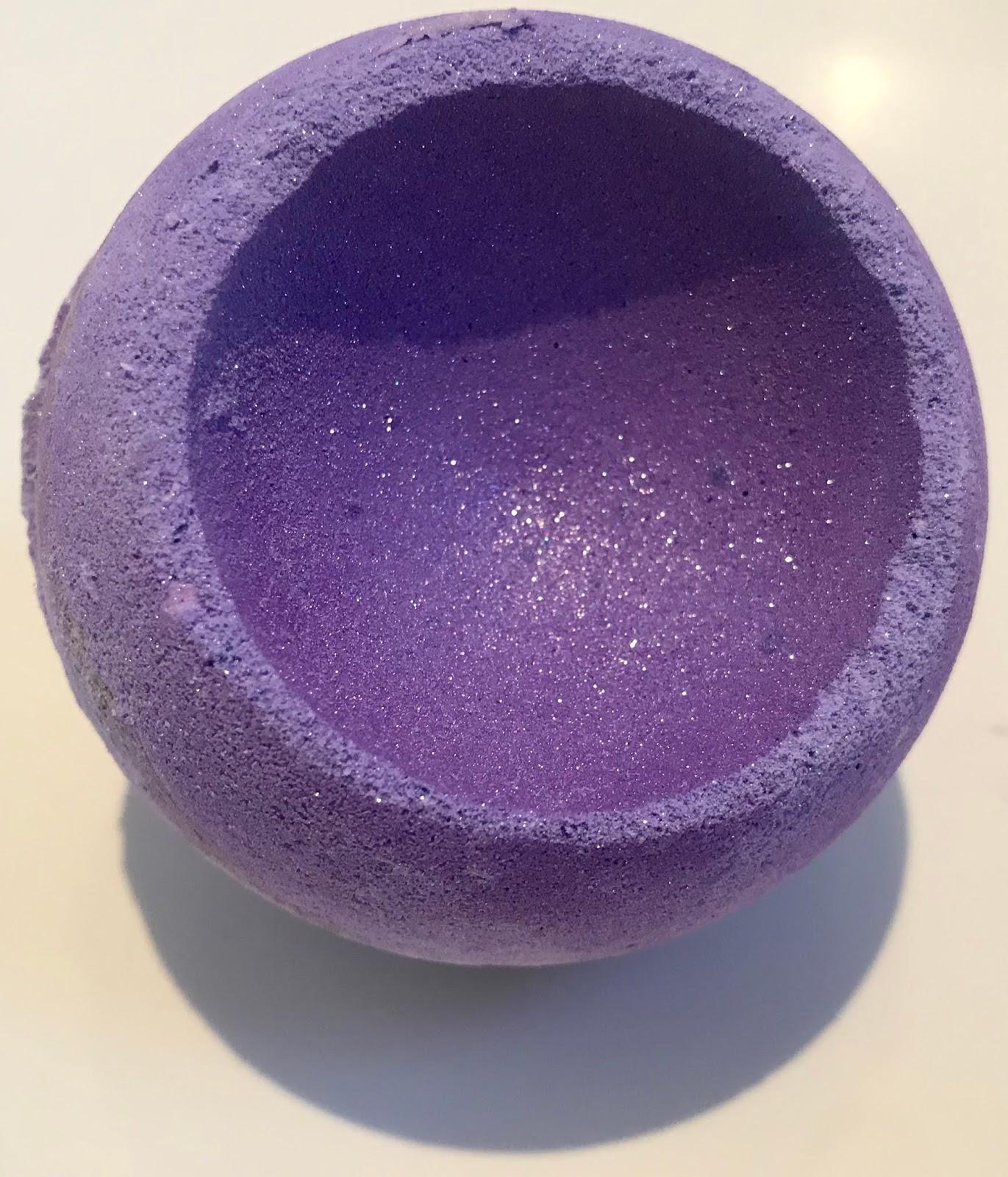 All Things Lush UK: Goddess Bath Bomb