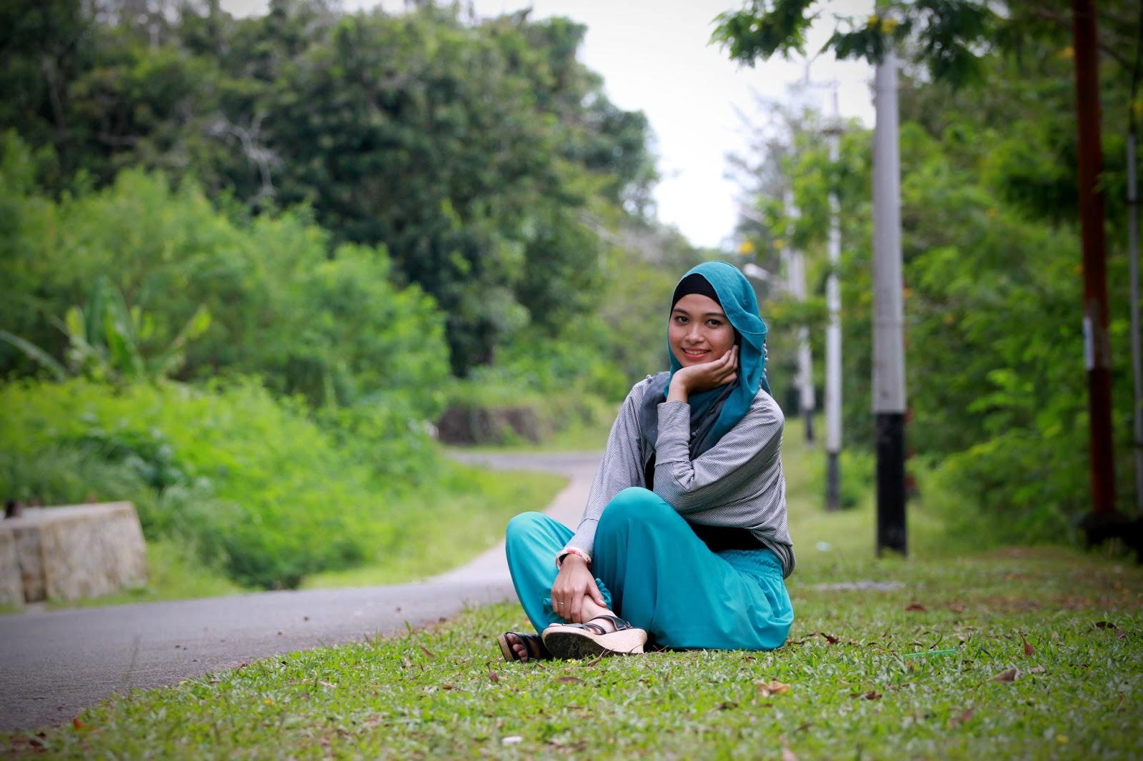 Konsep Foto Model Hijab Igo dalam Fotografi Hijab cantik