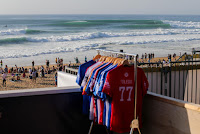 30 Line up on Round Two Quiksilver Pro France foto WSL Laurent Masurel