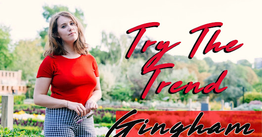 PLT Try On Haul | Try The Trend: Gingham