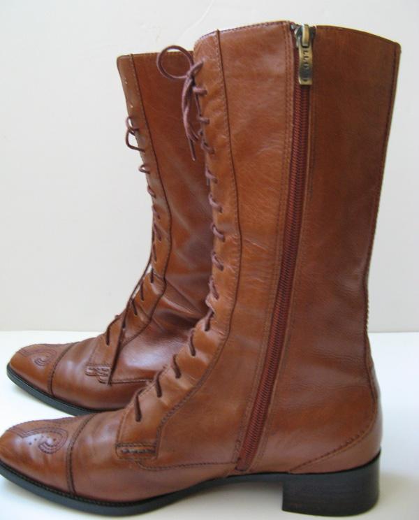 Lloyd Boots Chloe Shoes Chloe Boots Women S Size 9 Brown