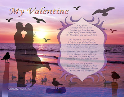 Romantic Valentines Day 2016 Poems for Her