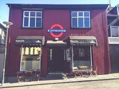 ¿Dónde comer en Reykjavik? ¡Los mejores bares y cafés!
