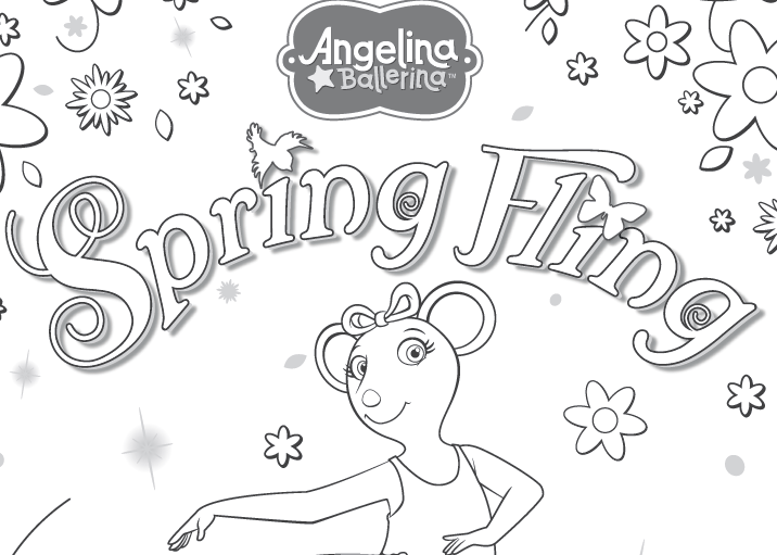 httpsdrivegooglecomfiled0b - Angelina Ballerina Coloring Pages